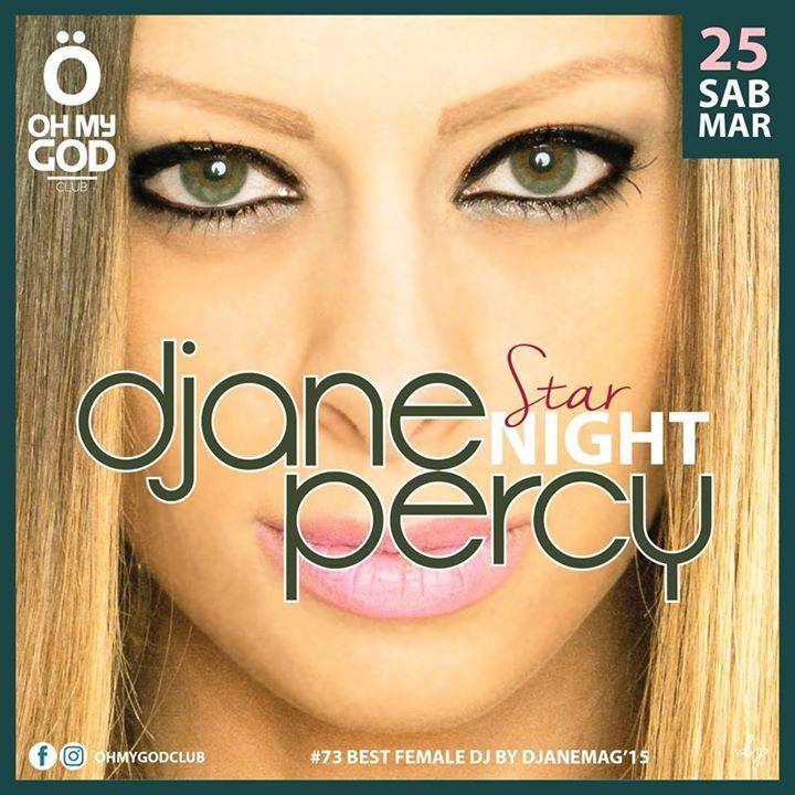 Djane Percy Tour Dates