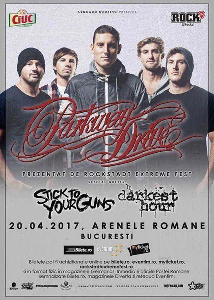 Rockstadt Extreme Fest Tour Dates