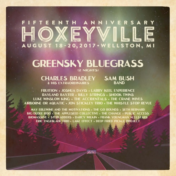 Charles Bradley @ Hoxeyville Music Festival (Aug 18-20) - Norman Township, MI