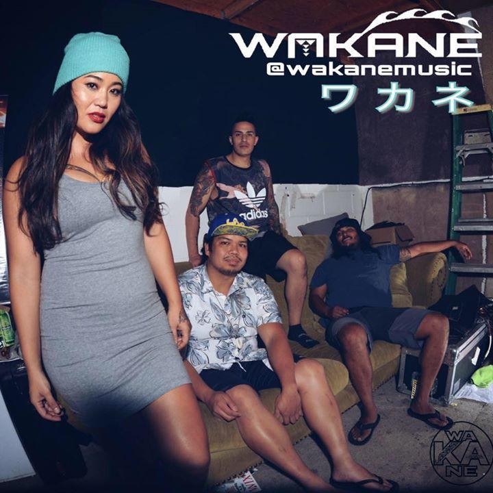 WAKANE Tour Dates