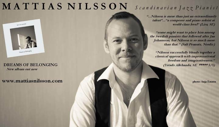 Mattias Nilsson @ Lunedskyrkan - Karlskoga, Sweden