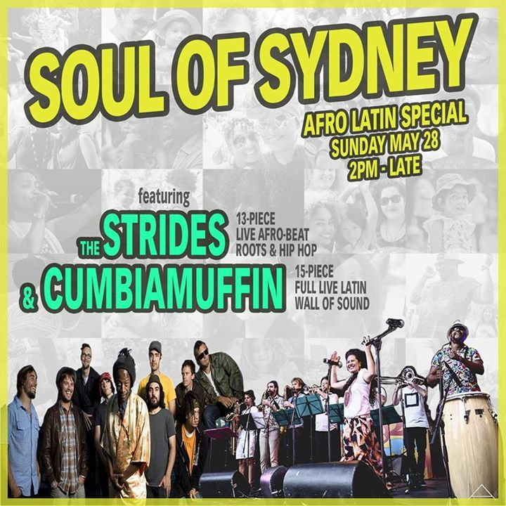 Soul Of Sydney Tour Dates