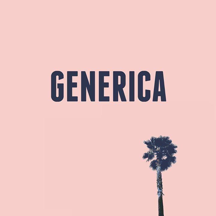 Genérica Tour Dates