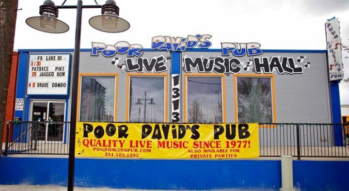 Red Elvises @ Poor David's Pub - 1313 S. Lamar St. - Dallas, TX