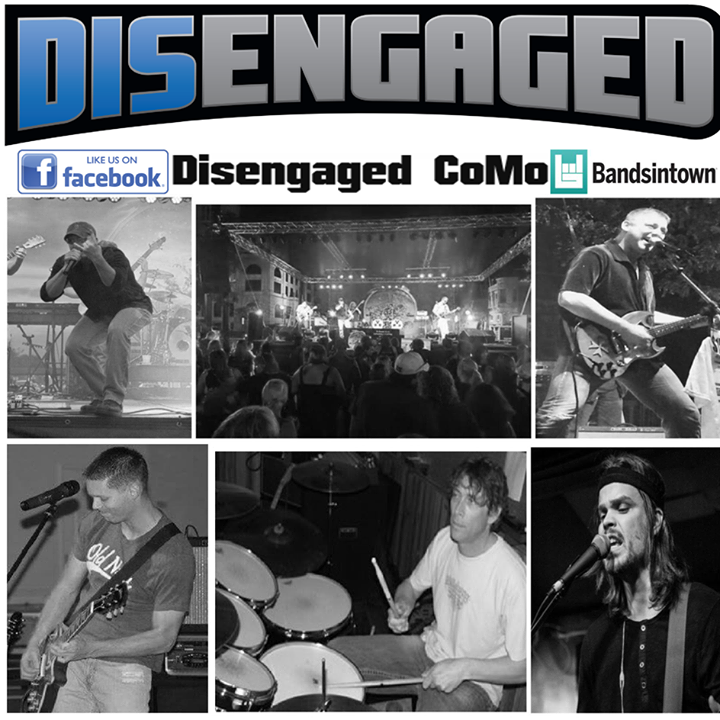 Disengaged CoMo Tour Dates