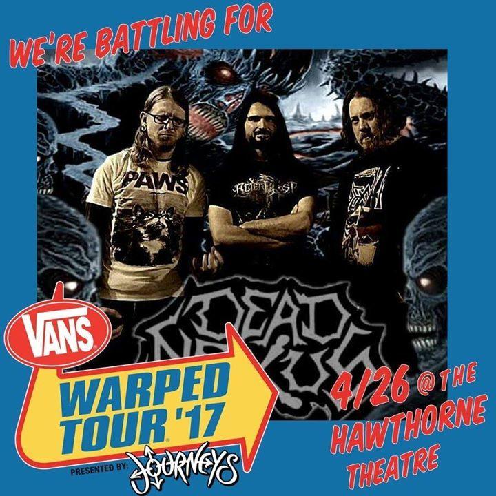 Dead Nexus Tour Dates