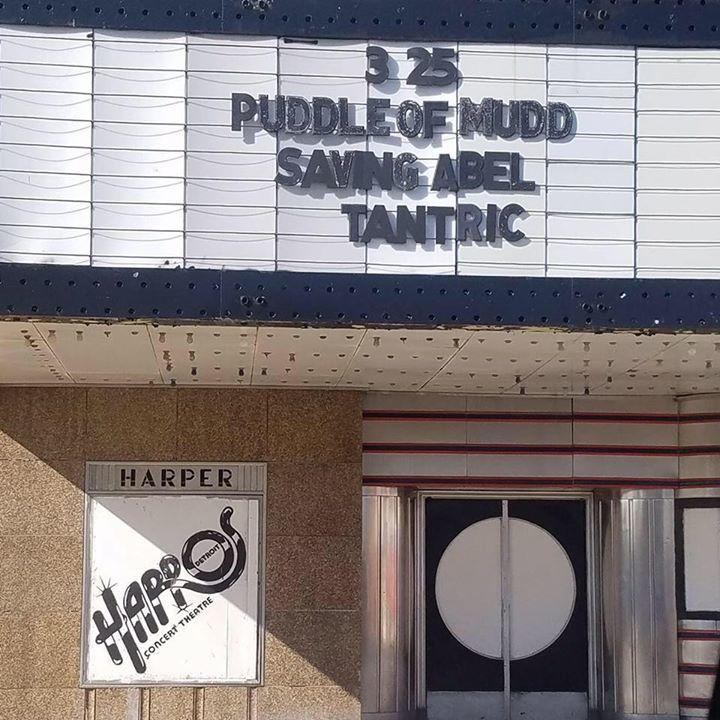 Tantric Mafia Tour Dates