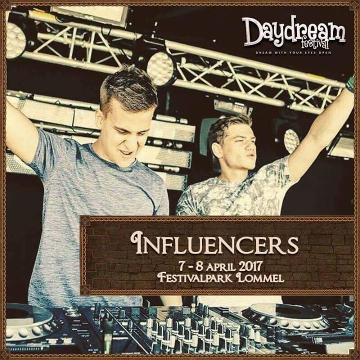 Influencers Tour Dates