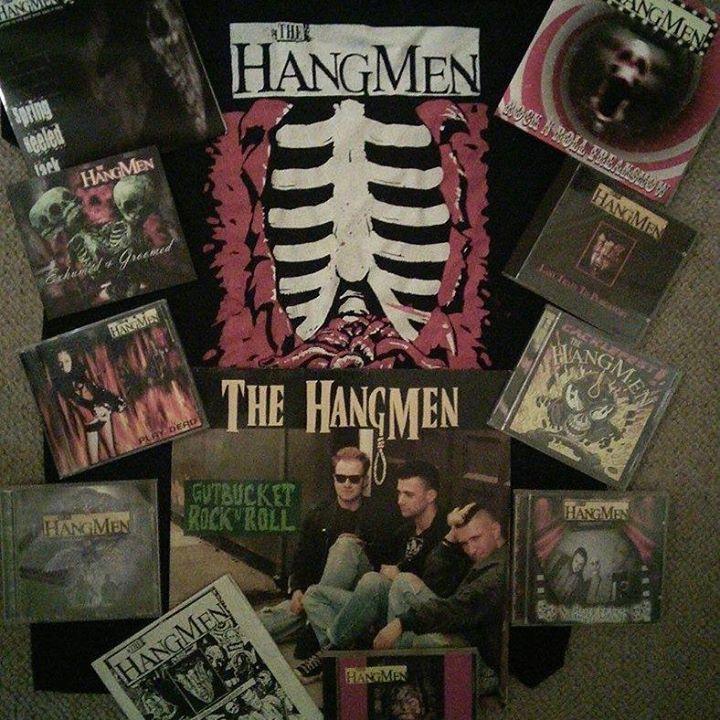 The Hangmen Tour Dates