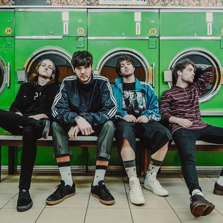 WSTR @ The Underworld Camden - London, United Kingdom