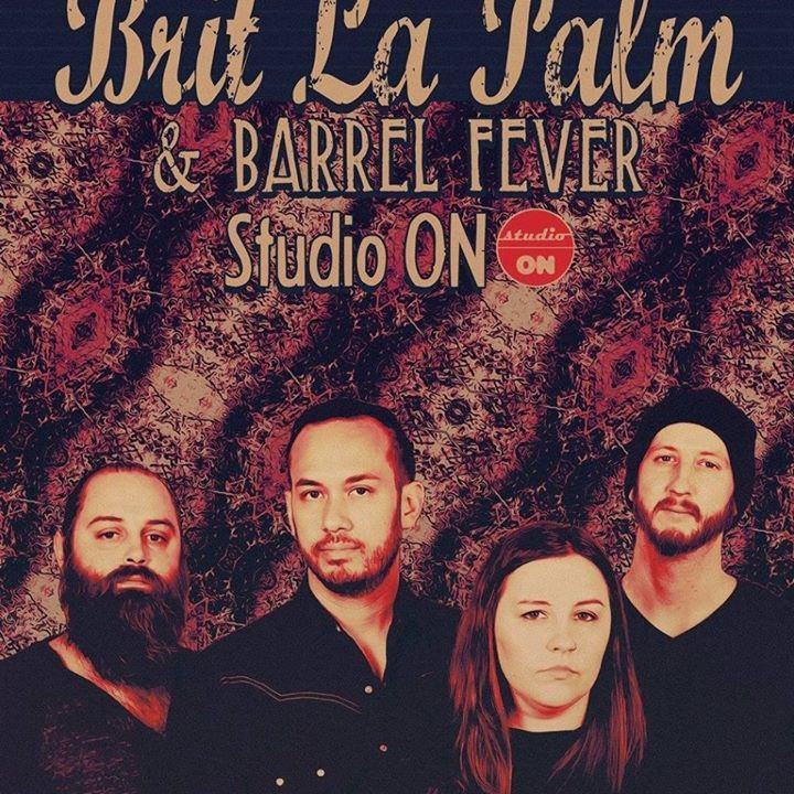 Brit La Palm and the Barrel Fever Tour Dates