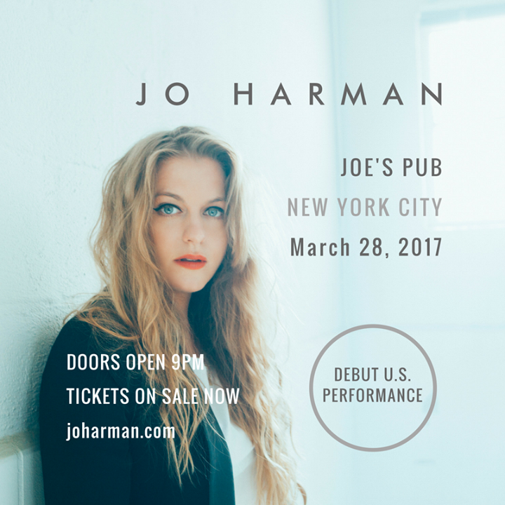 Jo Harman @ Junction 2 - Cambridge, United Kingdom