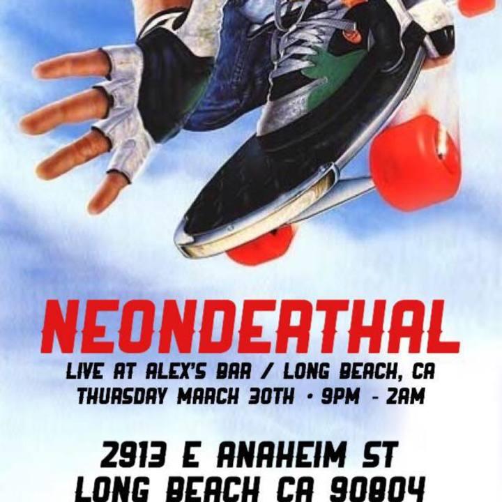 Neonderthal Tour Dates