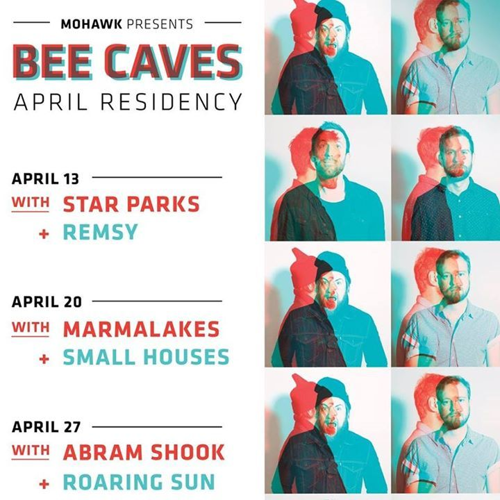 Bee Caves Tour Dates