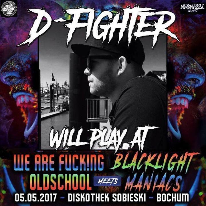 D-Fighter Tour Dates