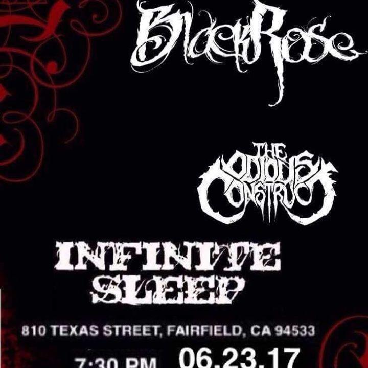 BlackRose Tour Dates