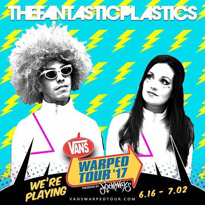 The Fantastic Plastics Tour Dates