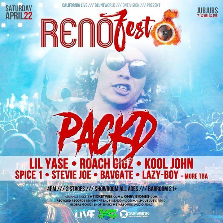 PackD Tour Dates