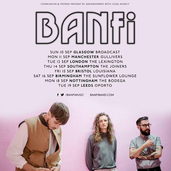 Banfi Tour Dates