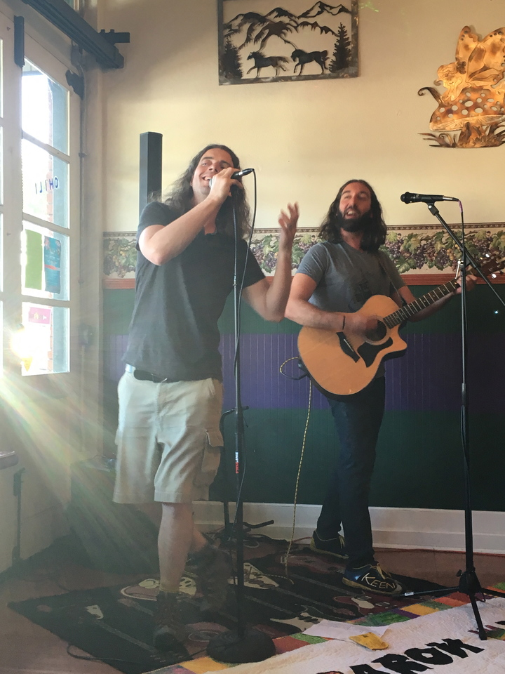 Chris Baron Music @ Fusion French Quarter - Sutherlin, OR