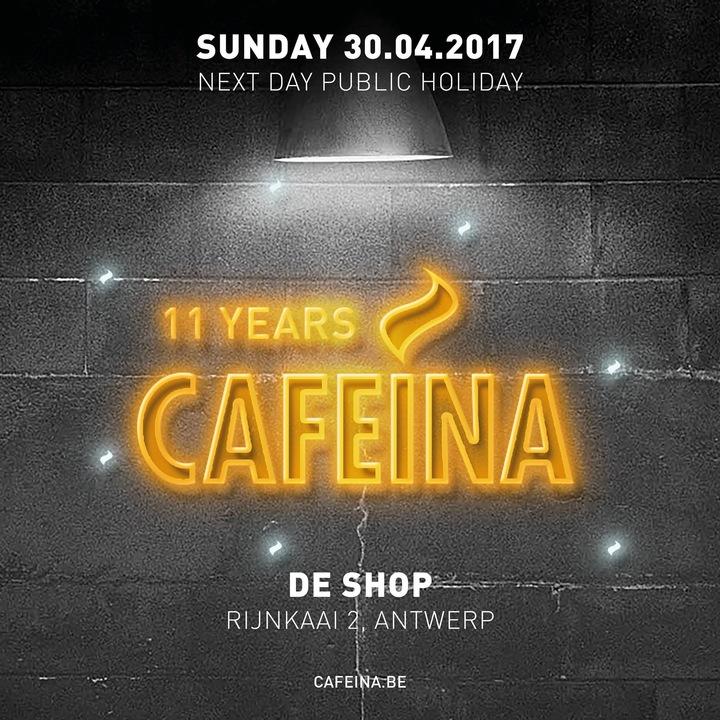 CAFEINA Tour Dates
