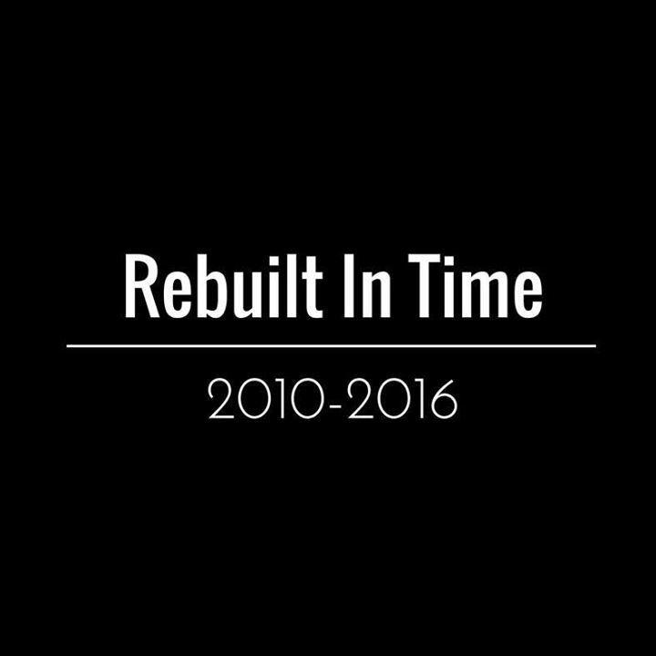 Rebuilt In Time Tour Dates