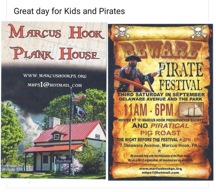 Pirates for Sail @ Riverside Park - Marcus Hook, PA