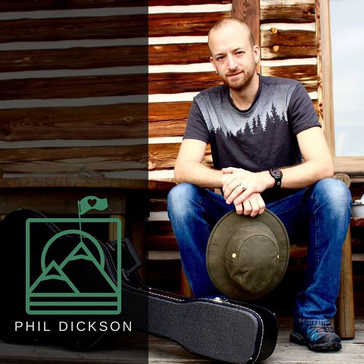 Phil Dickson Tour Dates