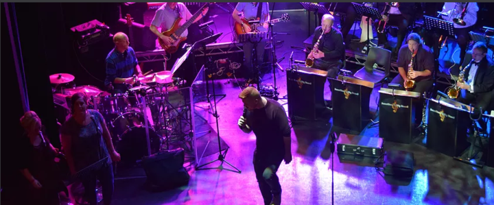 Junction 4 Big Band @ The Electric Theatre - Guildford, United Kingdom