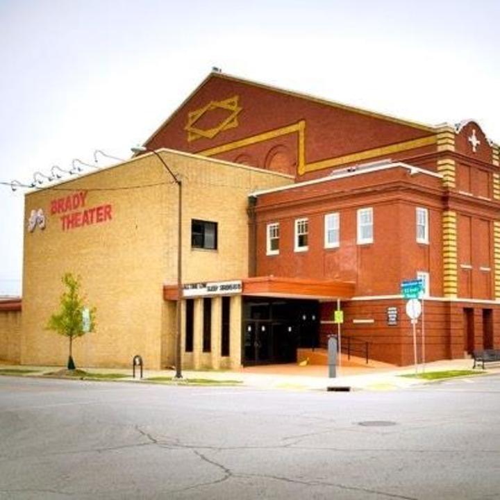 Brady Theater Tour Dates
