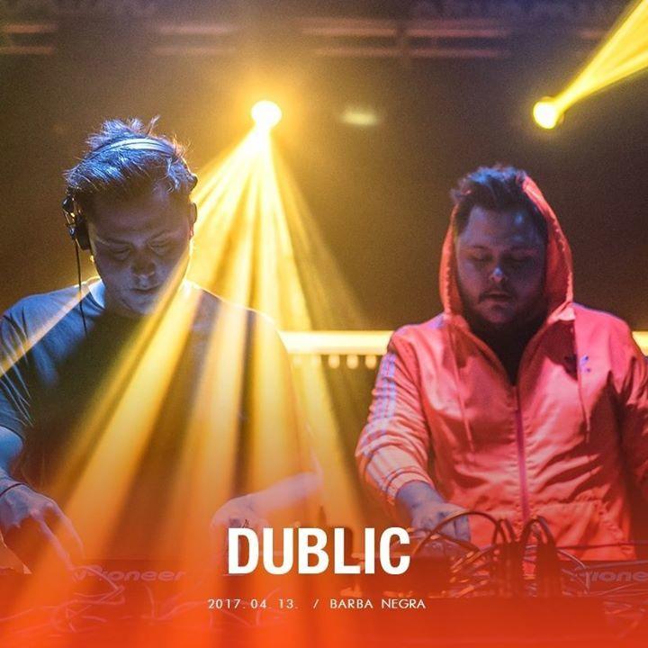 Dublic Tour Dates