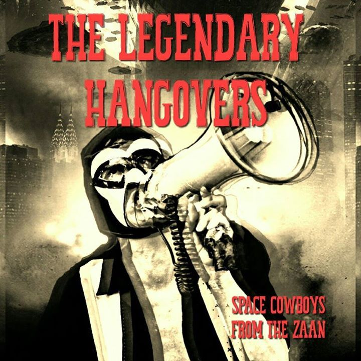 The Hangovers @ Tropical Isle Original - New Orleans, LA