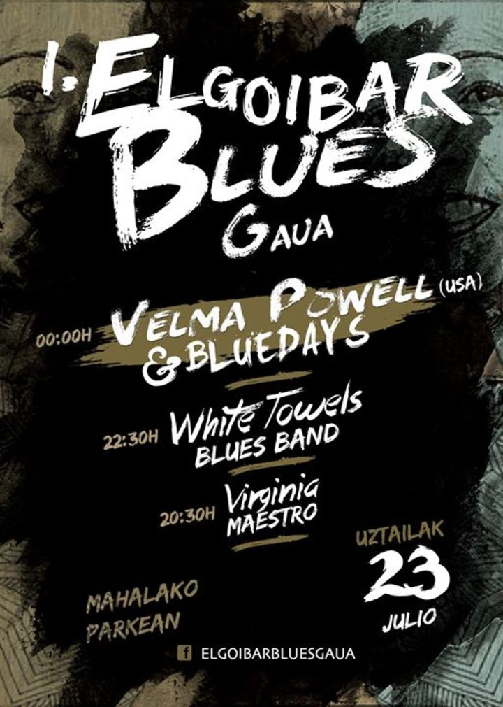 Elgoibar Blues Gaua Tour Dates