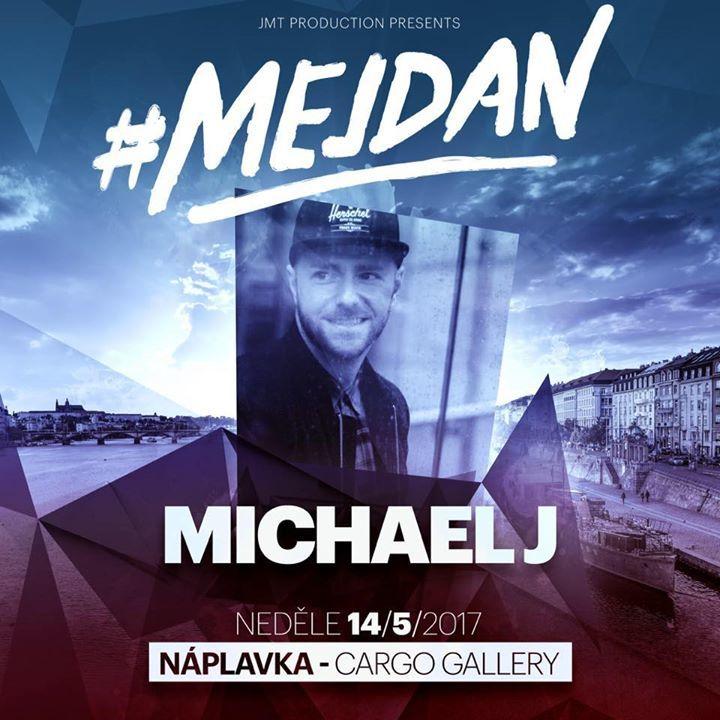 Michael J (official) @ Spot club - Liberec, Czech Republic