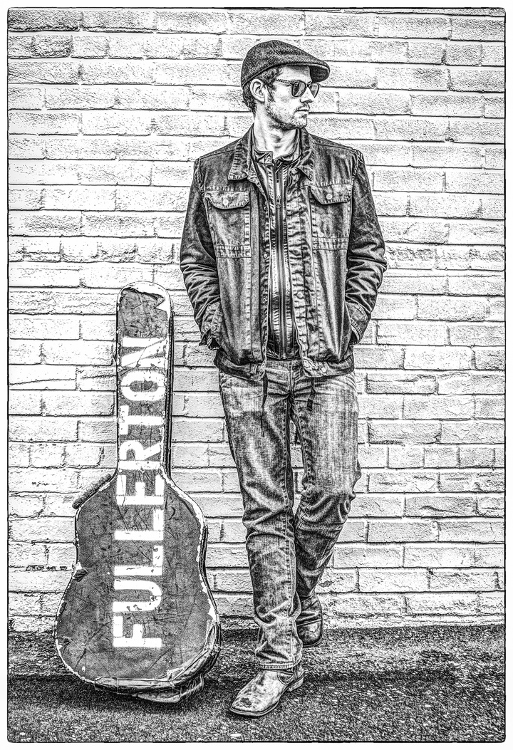 A.J. Fullerton  @ Telluride Blues & Brews - Telluride, CO