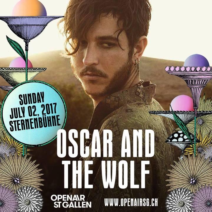 Oscar & the wolf @ ST. Gallen Open Air - St. Gallen, Switzerland
