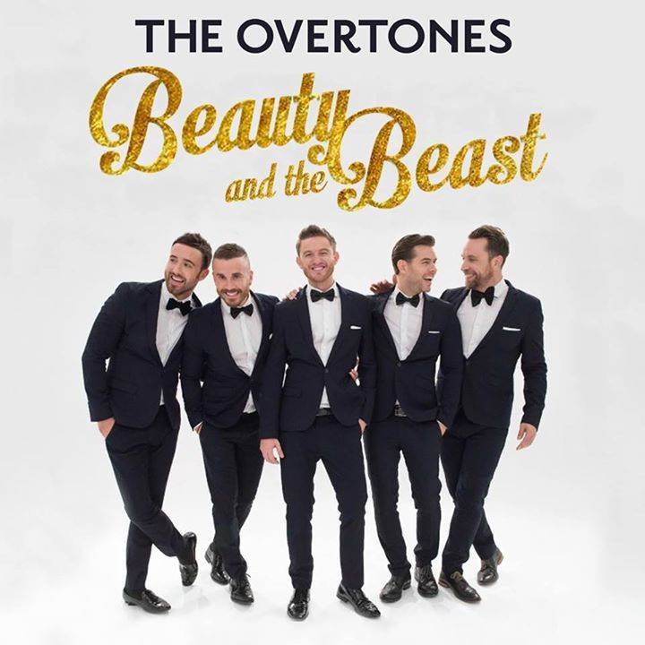The Overtones @ Nottingham Royal Concert Hall - Nottingham, United Kingdom