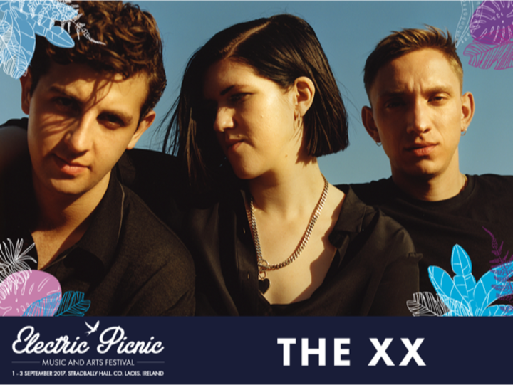 The xx @ Stradbally Hall - Stradbally, Ireland