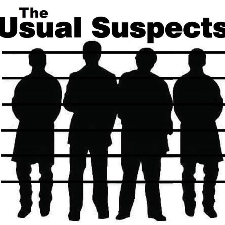 The Usual Suspects Band Tour Dates