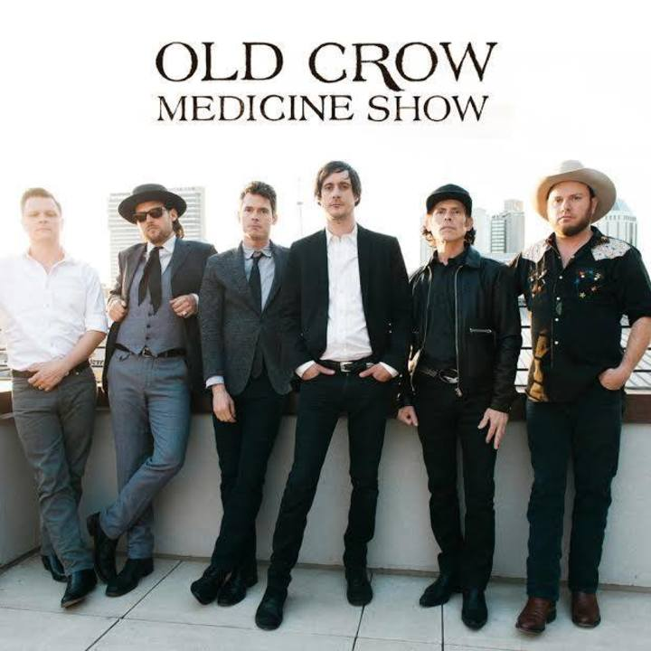 Old Crow Medicine Show @ Rockingham County Fair w/ Steep Canyon Rangers - Harrisonburg, VA