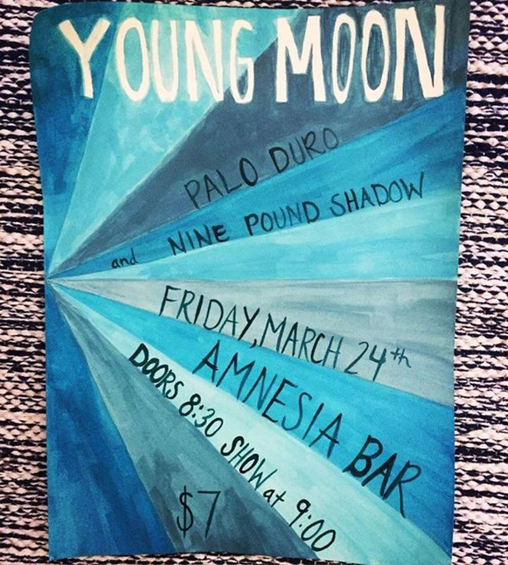 Young Moon Tour Dates