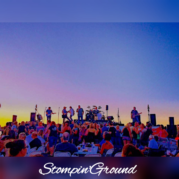 STOMPIN' GROUND @ Benton Franklin Fair - Kennewick, WA