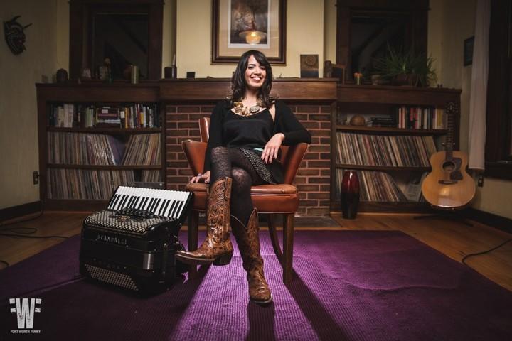 Ginny Mac @ Cotati Accordion Festival - Cotati, CA