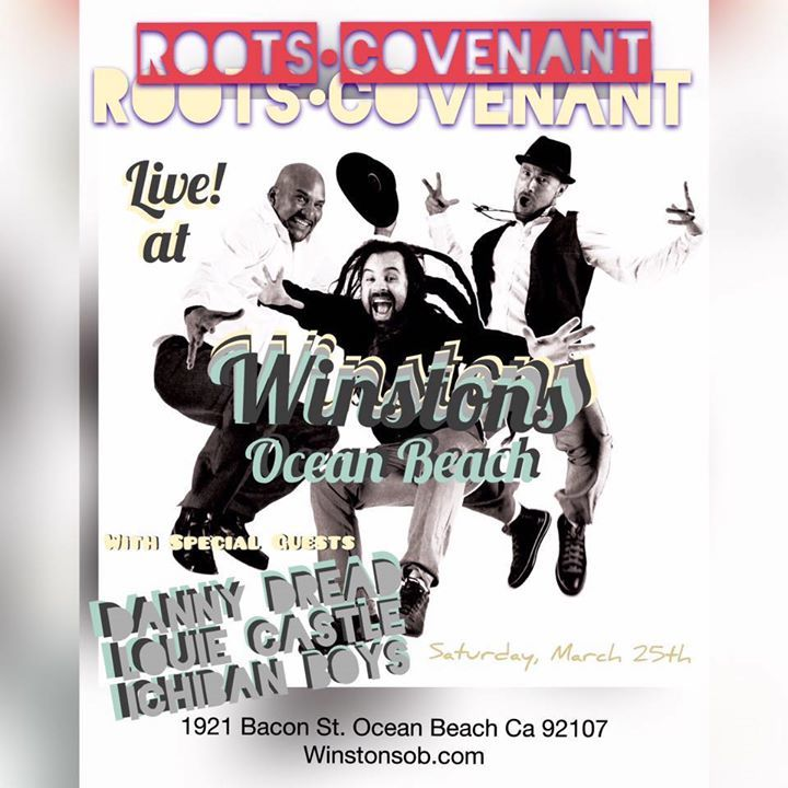 Roots Covenant Tour Dates