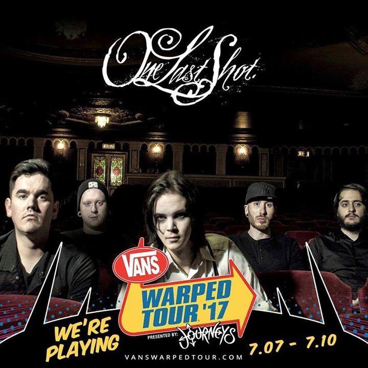 One Last Shot Tour Dates