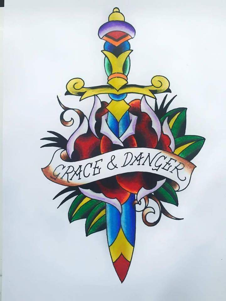 Grace and Danger Tour Dates