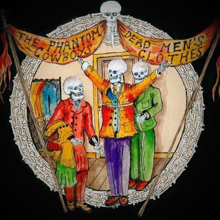 The Phantom Cowboys Tour Dates