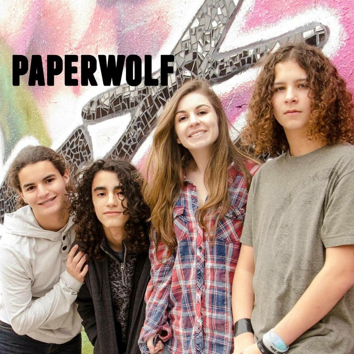 Paperwolf (TX) Tour Dates
