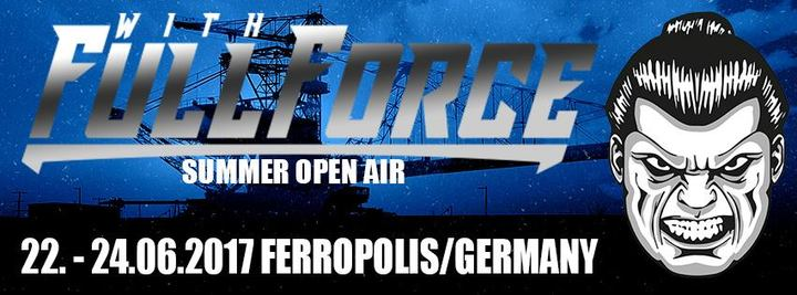 TrollfesT @ WITH FULL FORCE Summer Open Air - Gräfenhainichen, Germany