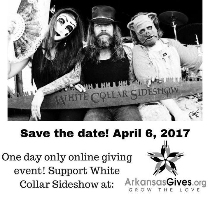 White Collar Sideshow Tour Dates